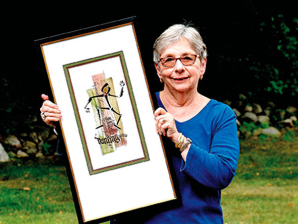 Hudson's internationally-recognized calligraphist continues studies