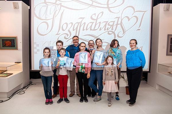 Выпускные в Национальной школе искусства красивого письма