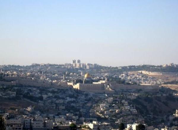 Иерусалим земной и небесный