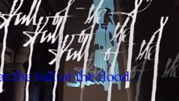彼得·格林纳威 电影《水上书法》