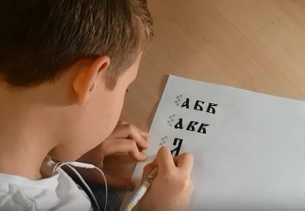 Современный музей каллиграфии — ученик Национальной школы каллиграфии рассказывает о своих успехах, 22 февраля 2018 г.