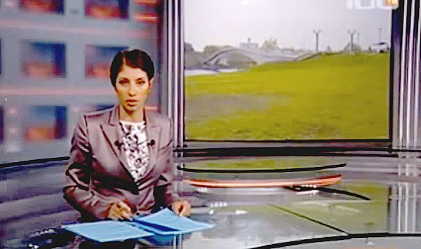 News Hour on 100 TV. September 10, 2010