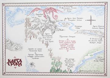 Карта Трора