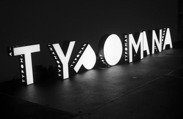 Международный фестиваль Typomania-2018