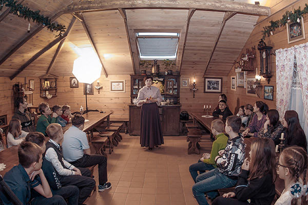 The Russian Banya Museum in Ramon joined the Association of Private Museums of Russia
