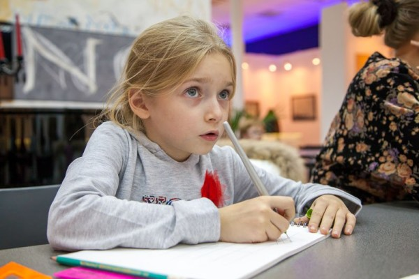 Calligraphy courses for children