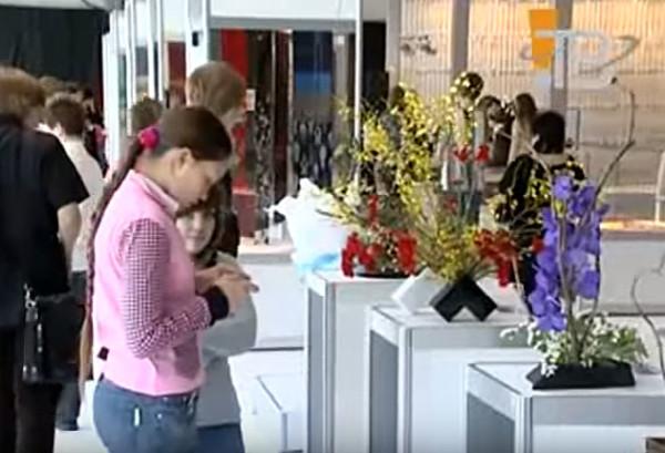Телеканал «Интересное ТВ» — репортаж, 17 апреля 2009 г.