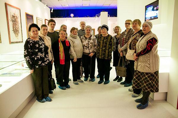 Двери Современного музея  каллиграфии открыты для всех и каждого