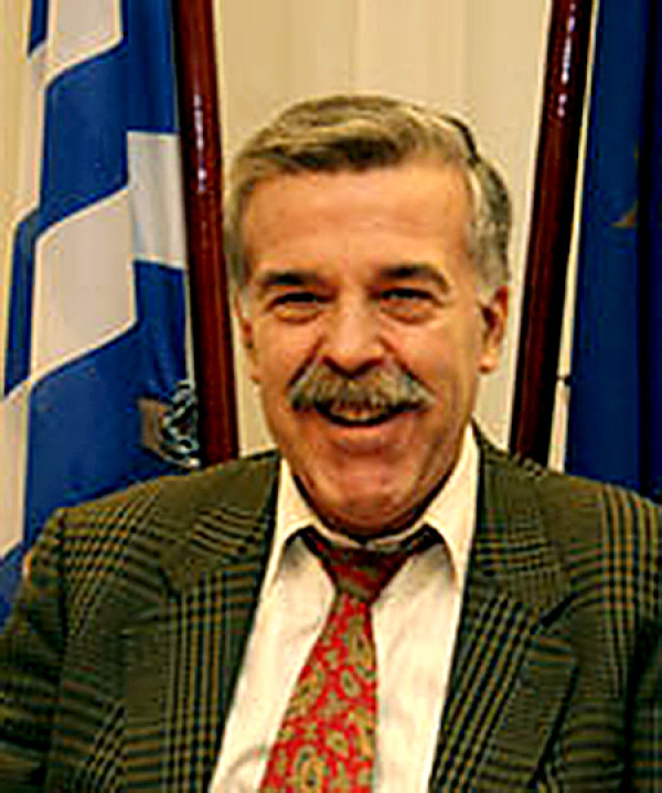 Testimonial of the Consul General of Greece in St. Petersburg