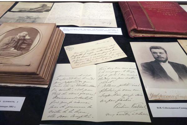 Автографы Петра I, Екатерины II, Александра Пушкина и других великих людей России представили нижегородцам