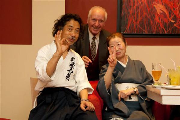 Современный музей каллиграфии приятно удивил гостей ресторана японской кухни