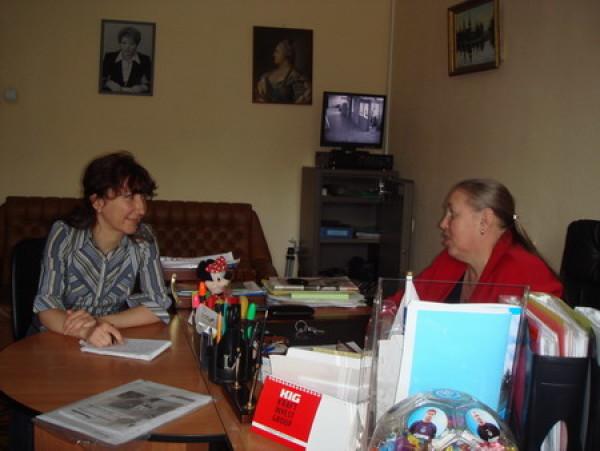 Международная выставка каллиграфии оказывает поддержку детскому дому № 23 Санкт-Петербурга