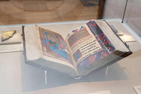 ВНовгородском музее-заповеднике начал работу новый объект показа— Музей письменности