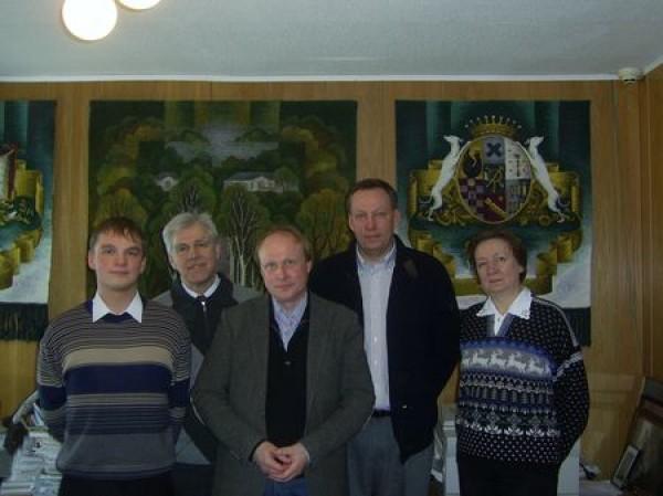 Команда проекта побывала на родине Льва Толстого