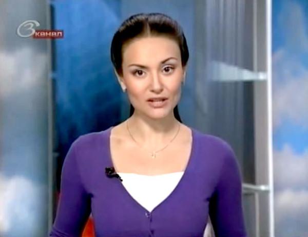 """第三频道电视台,""""城市早间新闻""""节目,2011年10月17日"""