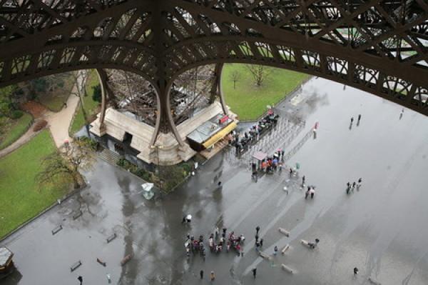Два года проекту КВЦ «Сокольники» «Два Парижа»!