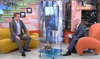 Телеканал «Доверие» — программа «Выходные в округе», 28 января 2011 г.
