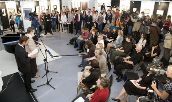 Сегодня в Москве открылся первый в России музей каллиграфии