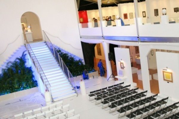Фотоэкскурсия по Международной выставке каллиграфии