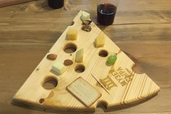 Вкусный музей сыра в Костроме