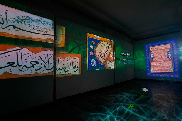 Digital exhibition honors great Ottoman calligrapher