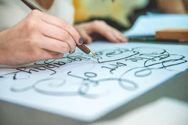 Изменения в программе обучения в Национальной школе искусства красивого письма