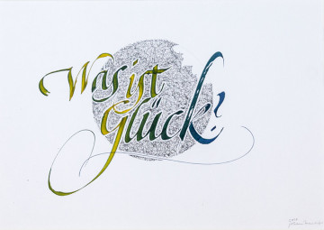 Was ist gluck // What is happiness