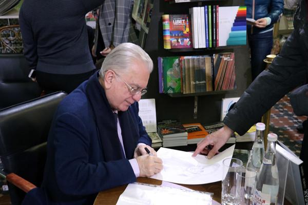 В Санкт-Петербурге прошла презентация новой книги Михаила Пиотровского