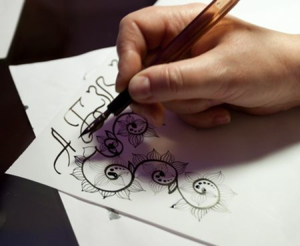 The First Lesson at the Calligraphy School is Just Around the Corner!