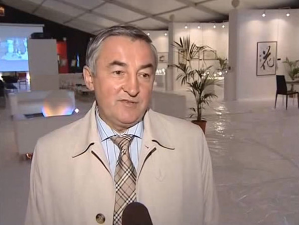 Vesti (News Hour) on Russia 1 TV channel. September 7, 2010