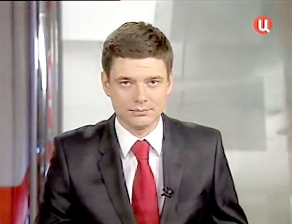 TV Tsentr – Sobitia program. September 24, 2010