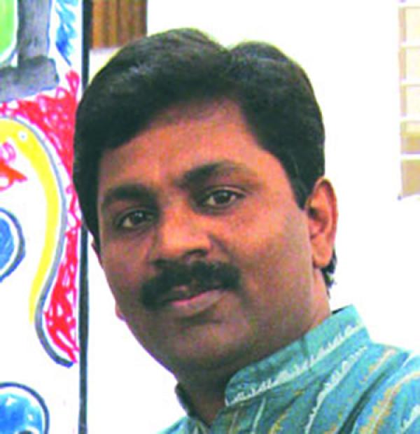 Новый участник из Индии — Манохар Десаи