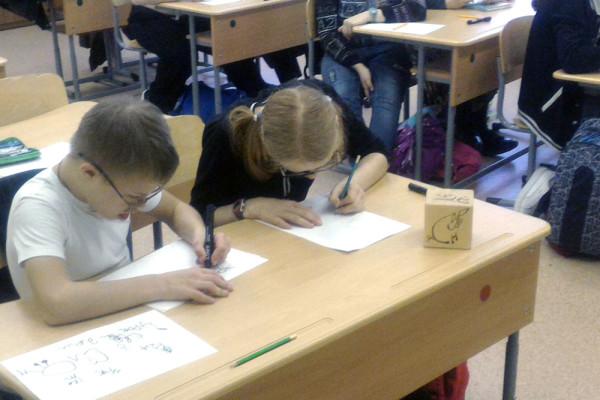 Первые шаги в каллиграфии для детей с аутизмом