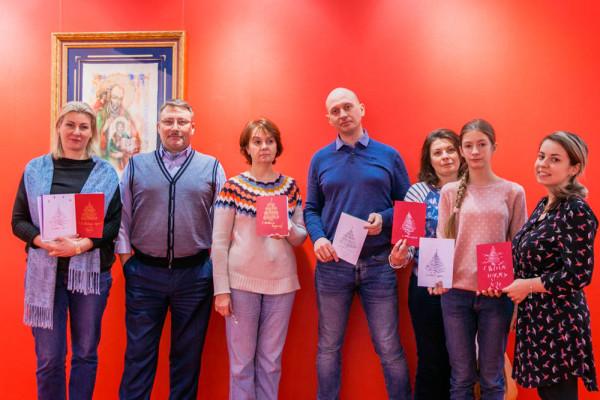 新年速成班在现代书法博物馆举办