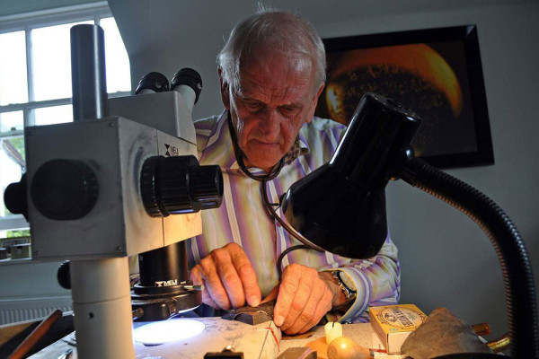 Drugs and late nights: micro-engraver carves out niche