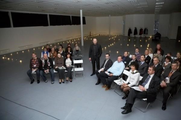 Собрание команды проекта