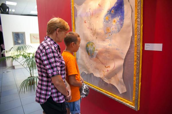 С 3 сентября открыты двери Современного музея каллиграфии для посетителей