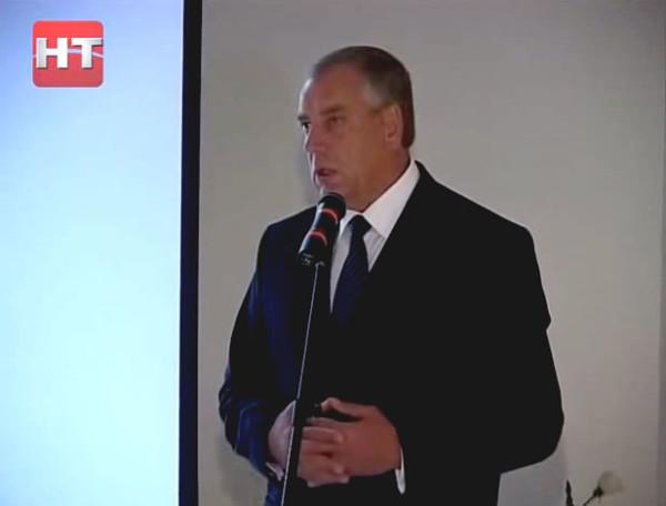 News on the Novgorod regional TV. September 9, 2010