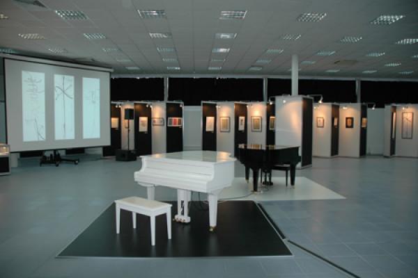 «Тайны мировой каллиграфии» на открытии Современного музея каллиграфии