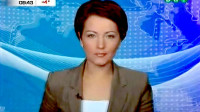 VKT TV-Channel - Moscow News program. October 17, 2011