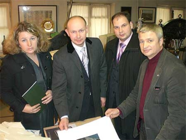 The Rare Book from Saint Petersburg PH supports the International Exhibition of Calligraphy