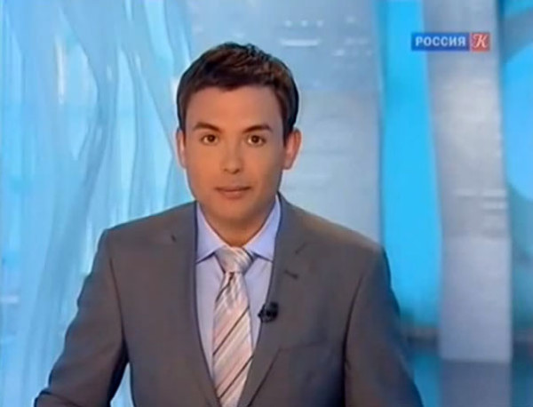 Телеканал «Культура» — программа «Новости культуры», 17 ноября 2010 г.
