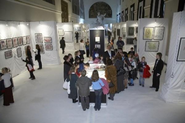 Обсуждается возможность проведения Международной выставки каллиграфии в Москве