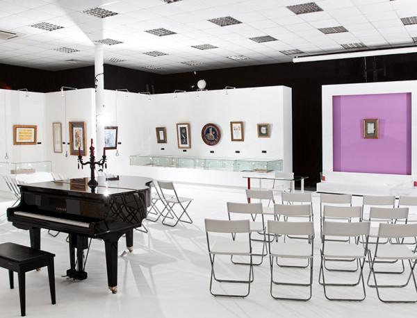 福布斯杂志: 现代书法馆是俄罗斯主要的私人博物馆之一
