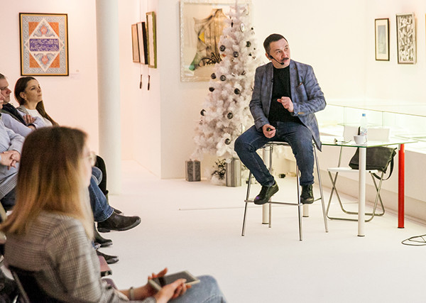 Museum of Calligraphy held talk about transformation of Cyrillic