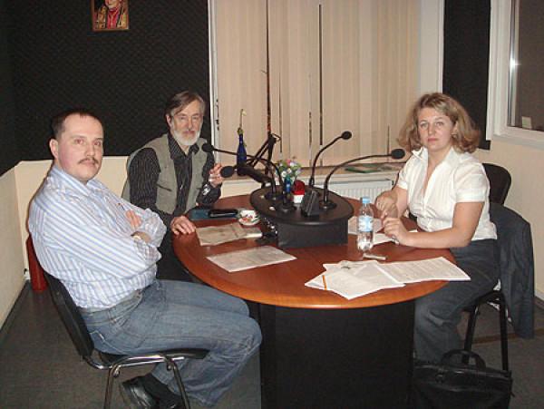 Новости Международной выставки каллиграфии в радиоэфире
