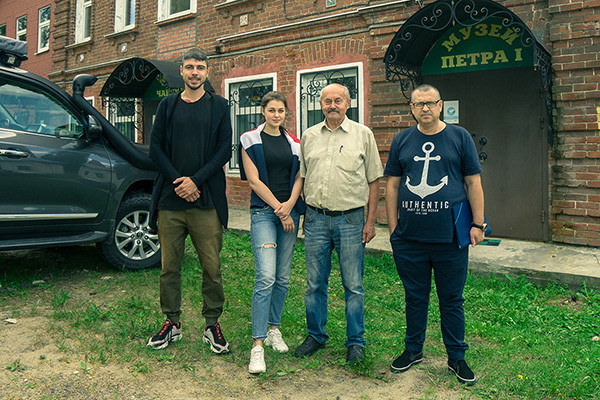 Tolbukhino museum association comes as final destination of the second stage of expedition across private museums of Russia