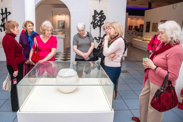 Благотворительные экскурсии в музее