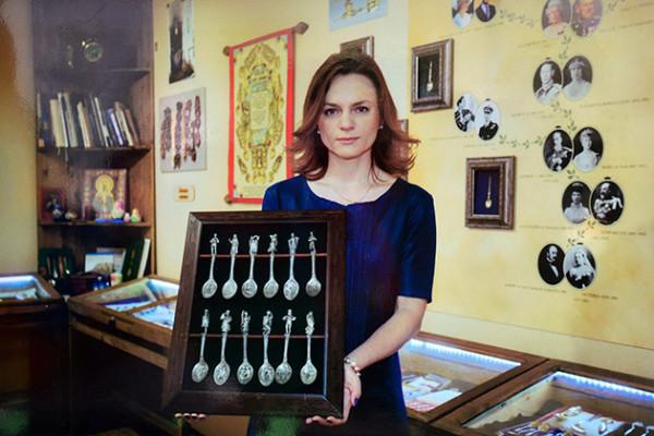 По следам истории во Владимирском музее ложки...