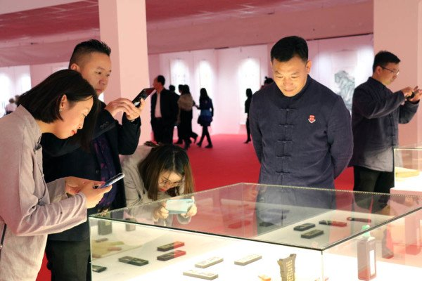 The Great Chinese Calligraphy and Painting exhibition opened in Sokolniki